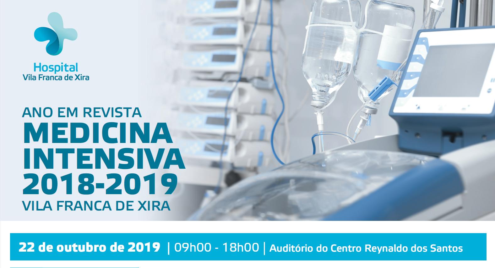hospital-de-vila-franca-de-xira-Ano em Revista - Medicina Intensiva 2018-2019