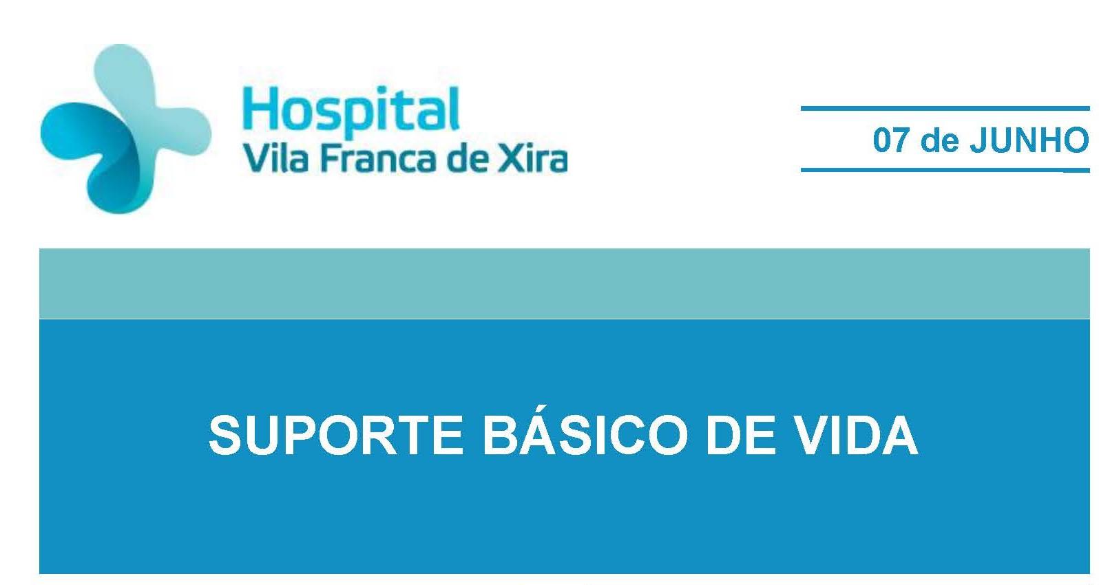 hospital-de-vila-franca-de-xira-Suporte Básico de Vida