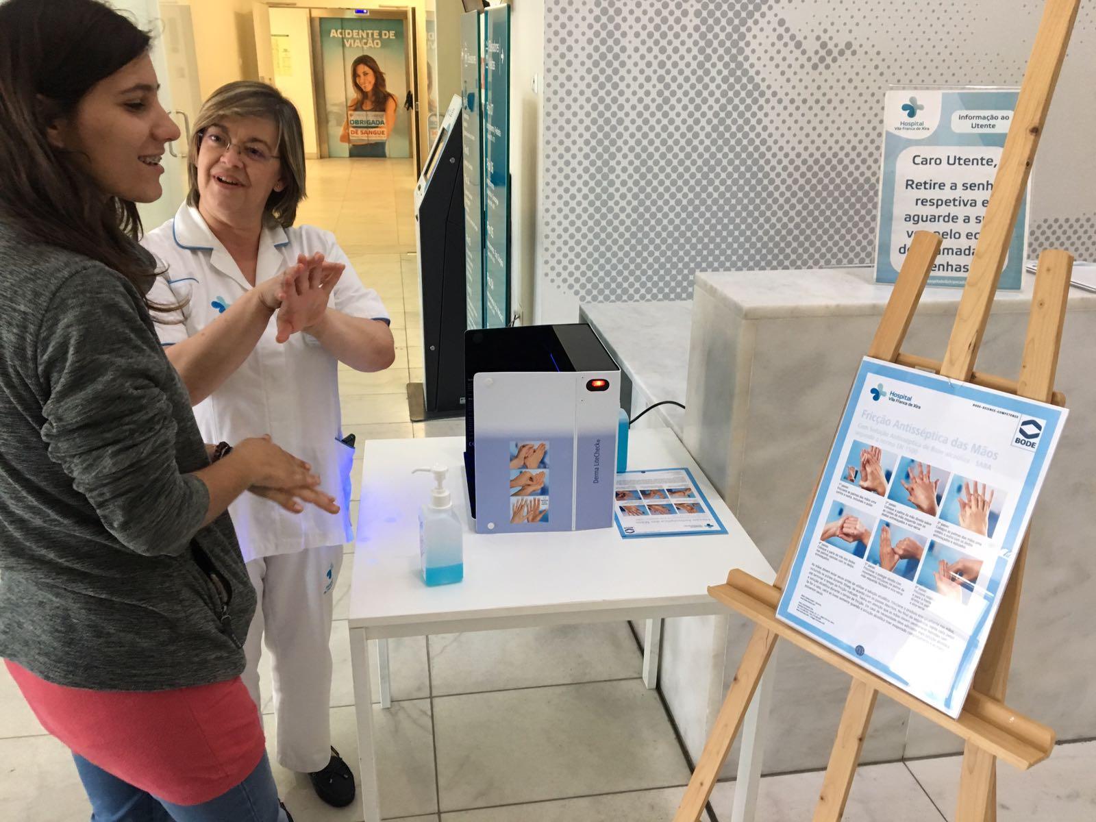 hospital-de-vila-franca-de-xira-Dia Mundial da Higiene das Mãos
