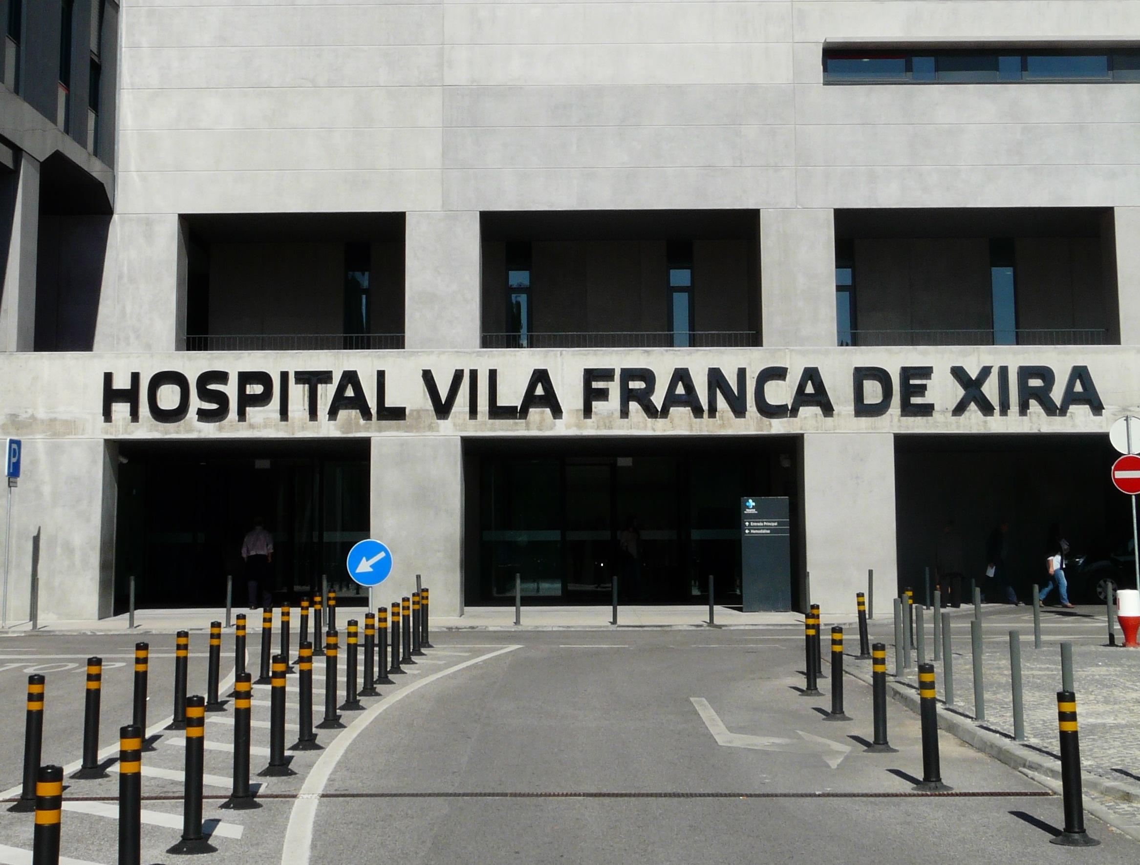 hospital-de-vila-franca-de-xira-HVFX é hospital público mais bem classificado