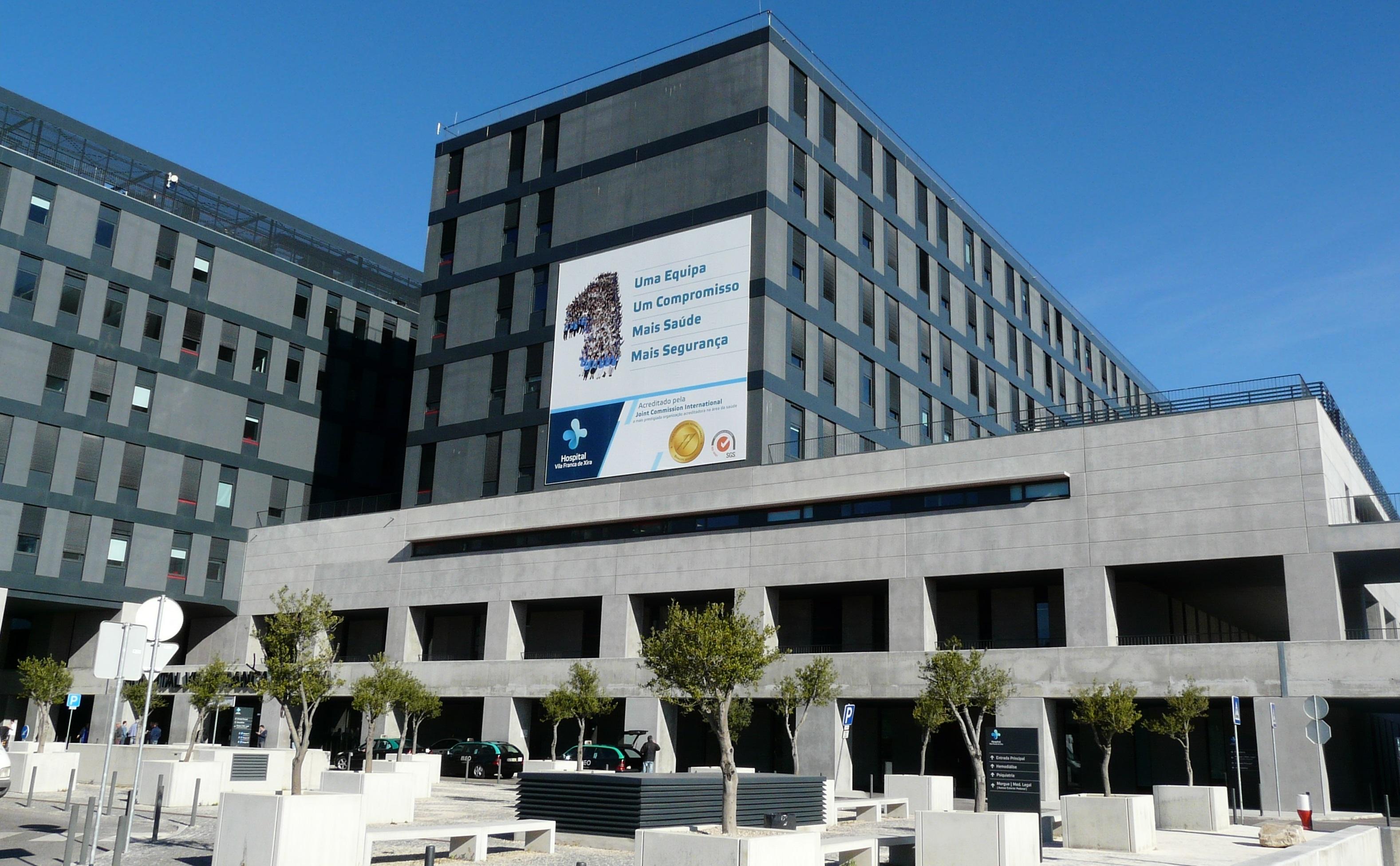 hospital-de-vila-franca-de-xira-HVFX é o hospital mais elogiado do SNS em 2019
